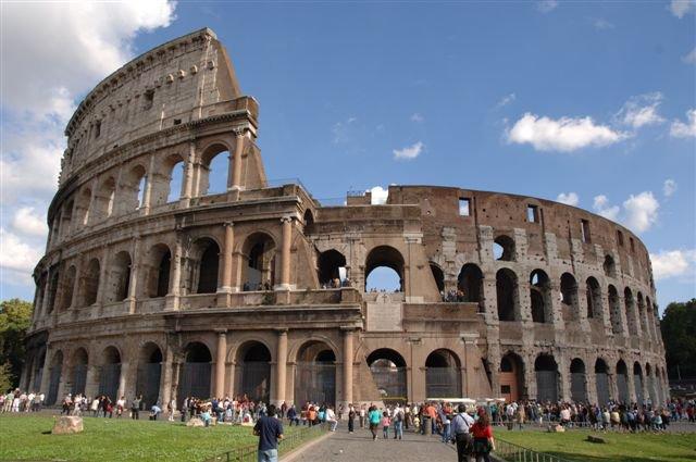 Colosseum rome for Colosseo da colorare
