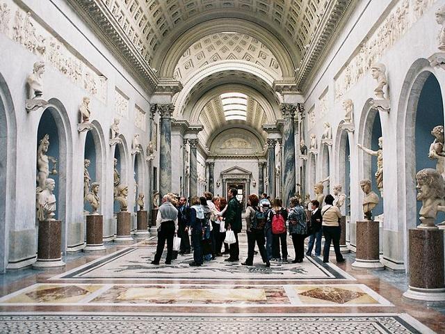 Vatican Museums Sistine Chapel Private Tours Rome